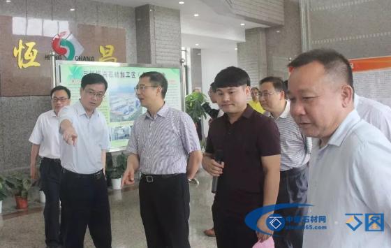 广西一市长:珍惜亚博体育在线投注资源,支持做大做强!