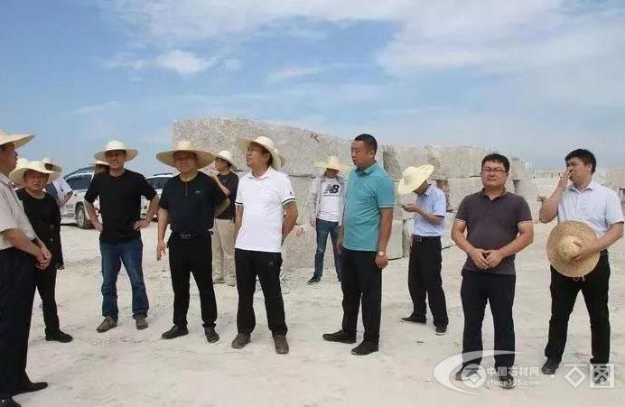 随县政府出台:成立国有企业参与花岗岩矿权整合,以及开采加工的建议。