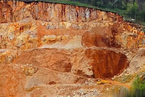 起始價1.94億,年產近千萬噸!湖北陽新曹家山建筑石料用灰巖礦17日掛牌出讓!