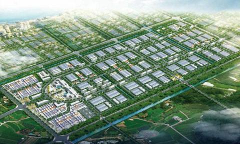 以蛟河石材循环经济产业园项目为重心,吉林市加大项目建设做优做强实体经济