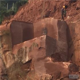 红木纹(红砂岩)