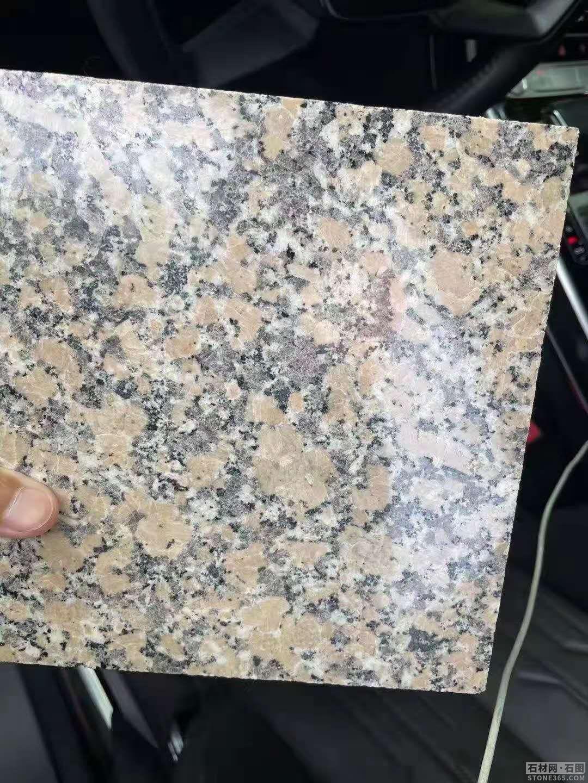 哪位老板知道这是什么石材