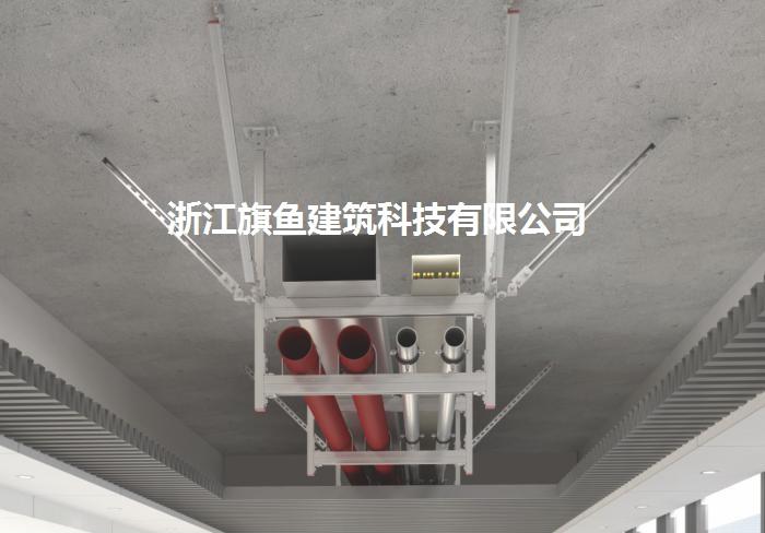 抗震支吊架装配式抗震支吊架