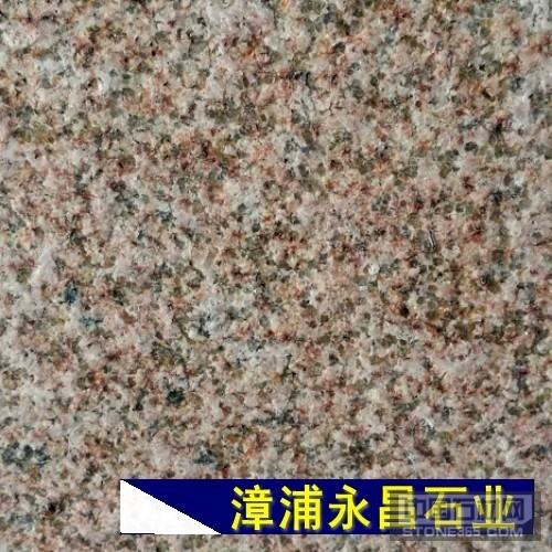 漳浦黄锈石682光面工程板