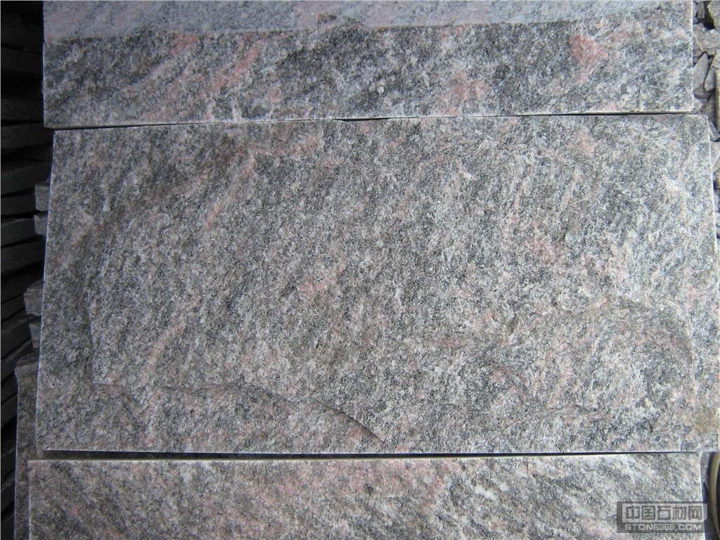 供应蘑菇石文化石牡丹红蘑菇石