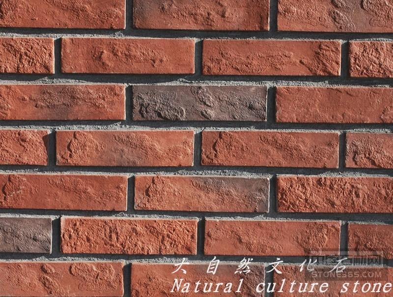 自建房建筑外墙复古仿亚博体育在线投注青红砖