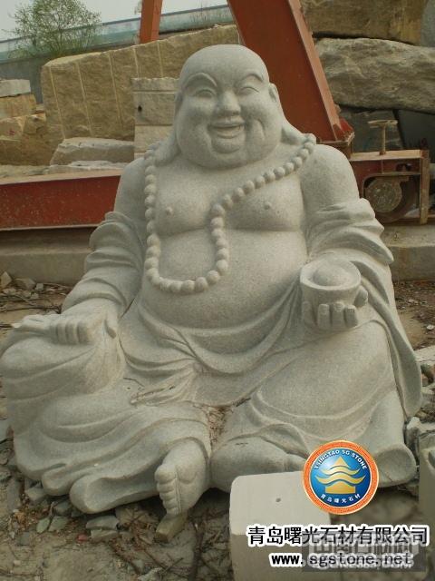 花岗岩 大理石-石雕佛像