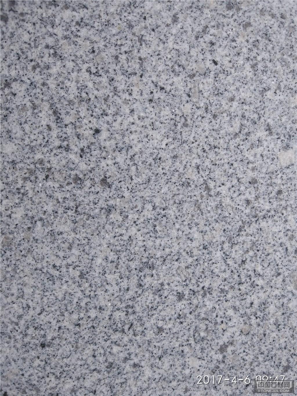 河南芝麻白石材