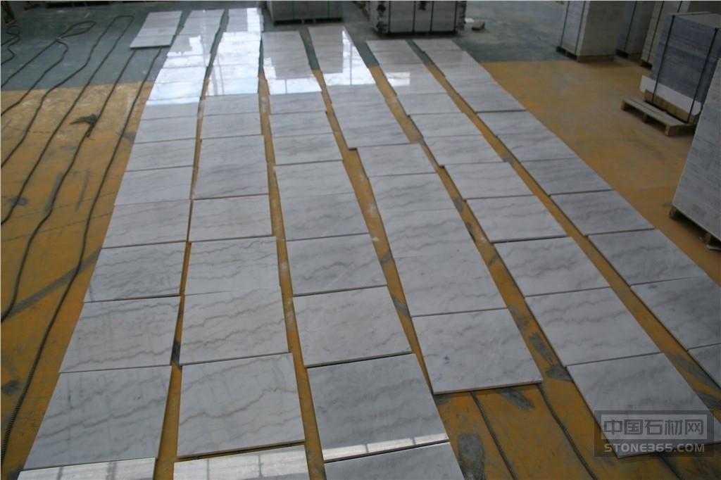 白色大理石地磚