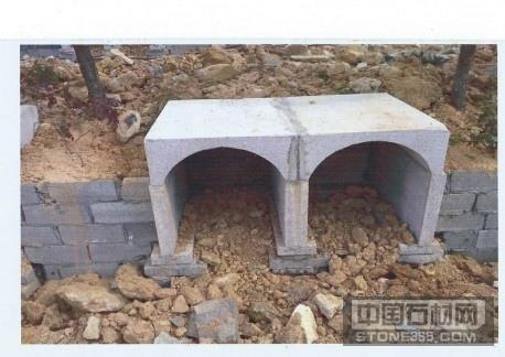 花岗岩墓穴(花岗岩墓室内套)