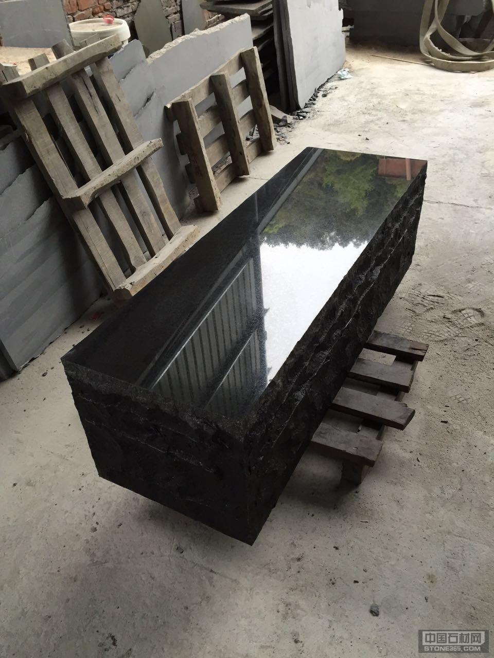 福鼎黑石材台面板大板