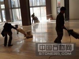 石材结晶,石材翻新养护