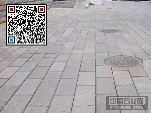 广东园林防古黑洞石、青石板