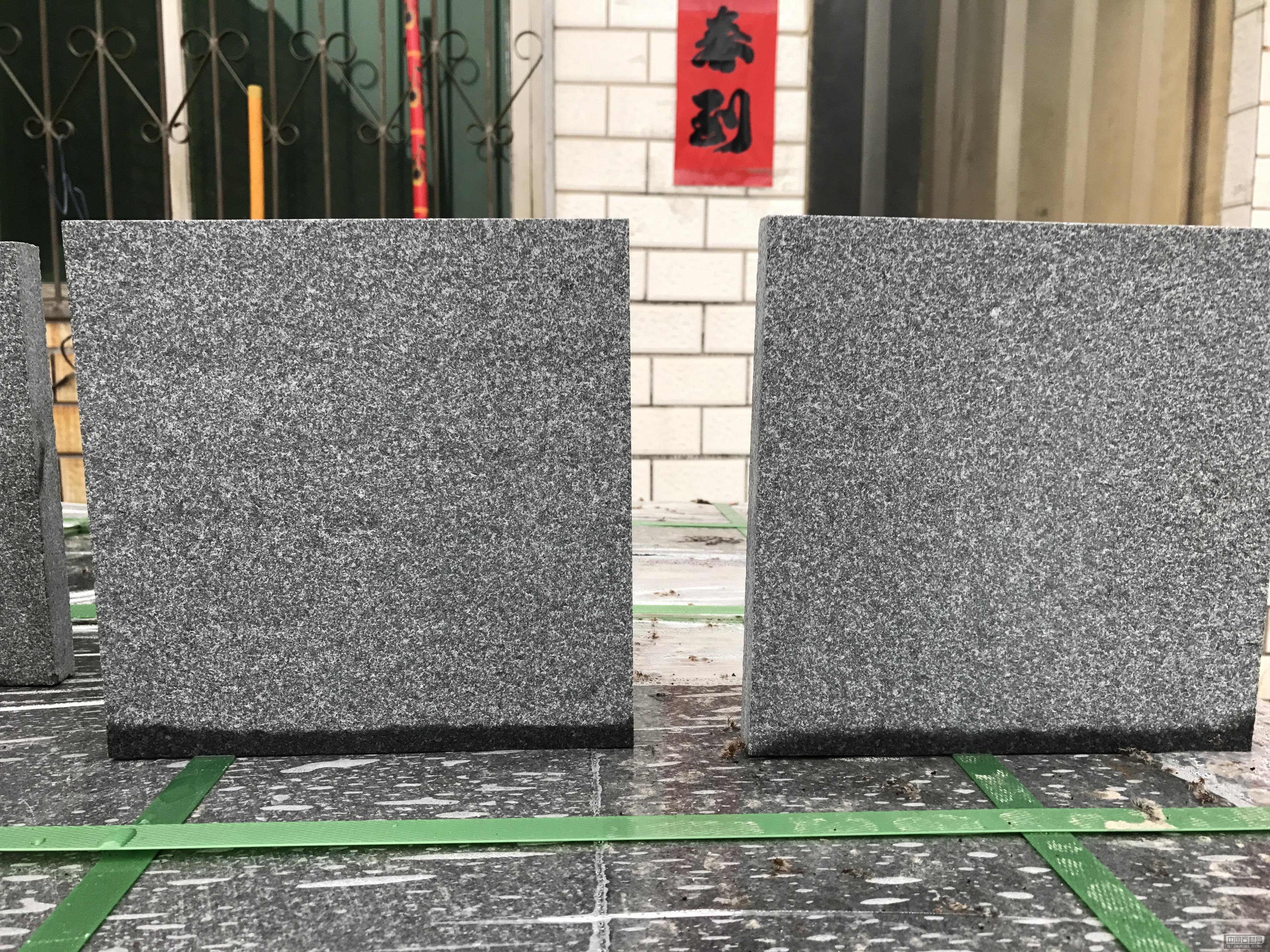 中国黑石材、工程板材、规格板
