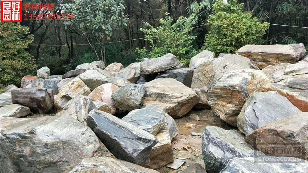 供��泰山石,造景石