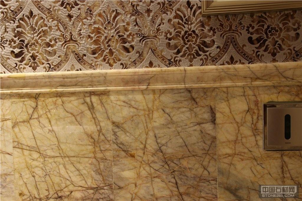 大理石板材毕加索金