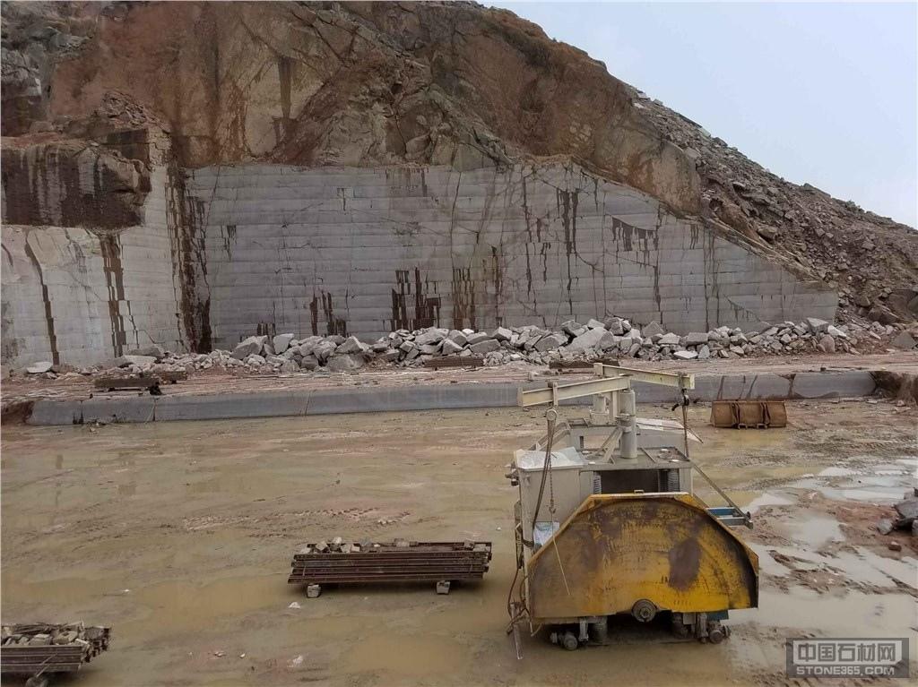 矿山荒料板材