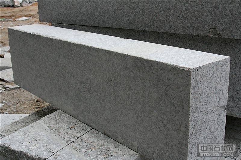 浙江花岗岩台阶石路沿石遂昌红