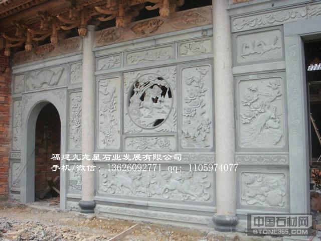 寺庙浮雕定制 寺庙古建浮雕墙