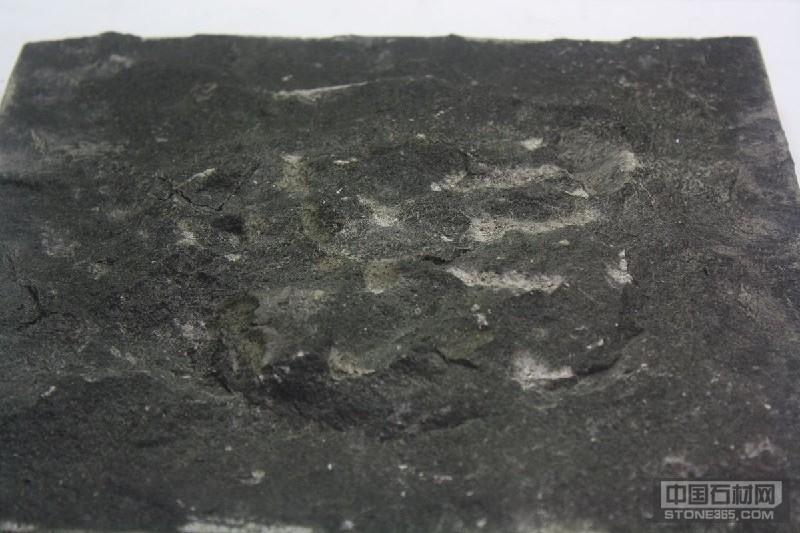 海南黑微孔石自然面