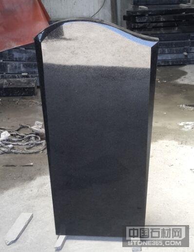 供应丰镇黑异型墓碑JD-10
