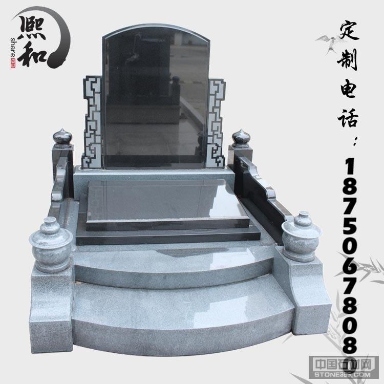 加工定制传统石雕墓碑 福建厂家