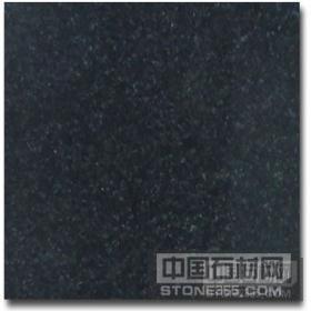 中国黑 黑色石材