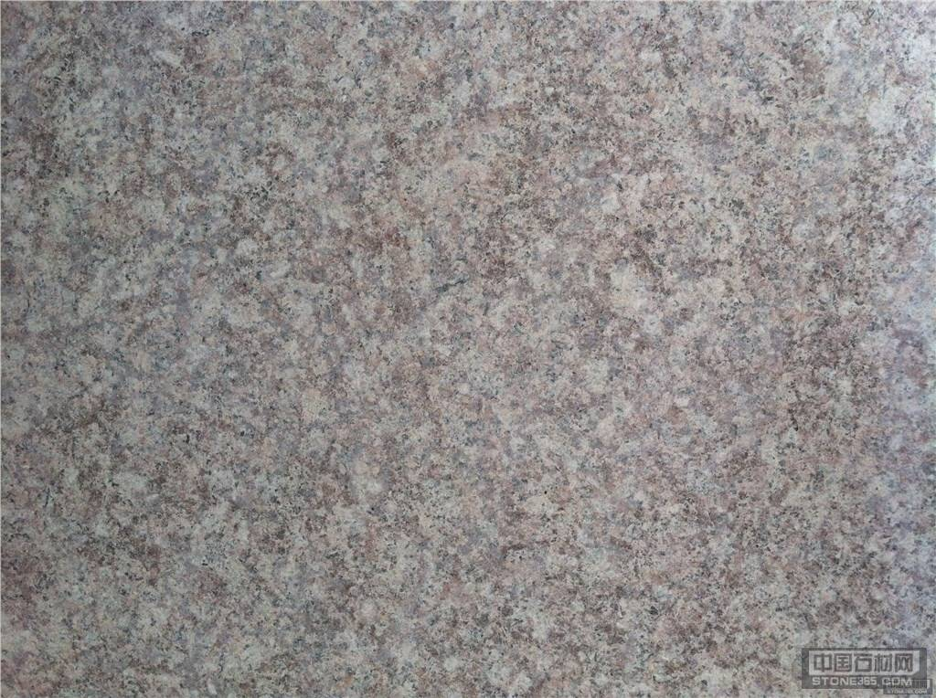 福建古田桃花红石材G687石材