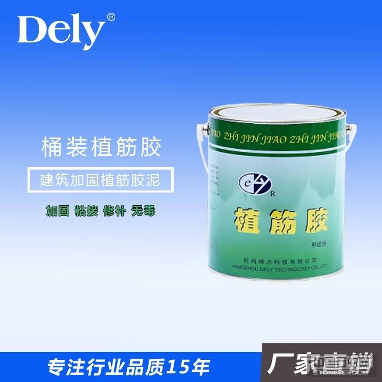 得力(DELY)散装植筋胶