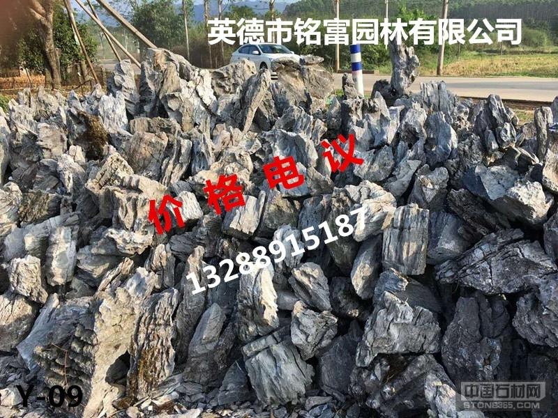 小假山石 园林石 广东英石报价