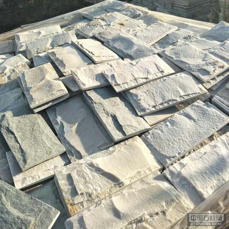 蘑菇石文化石 板岩文化石