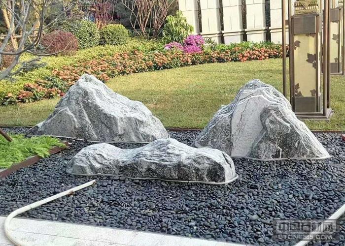 泰山石 风景石 切片石 景观石