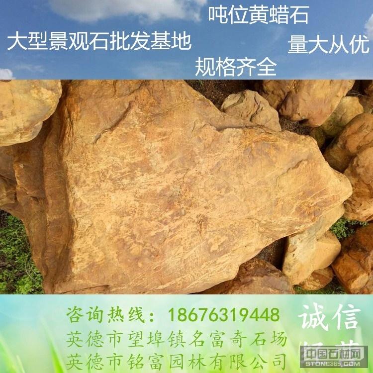 清远绿化石图片 吨位驳岸石价格