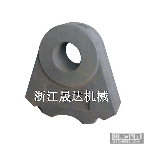 锤式破碎机耐磨配件高度耐磨高锰
