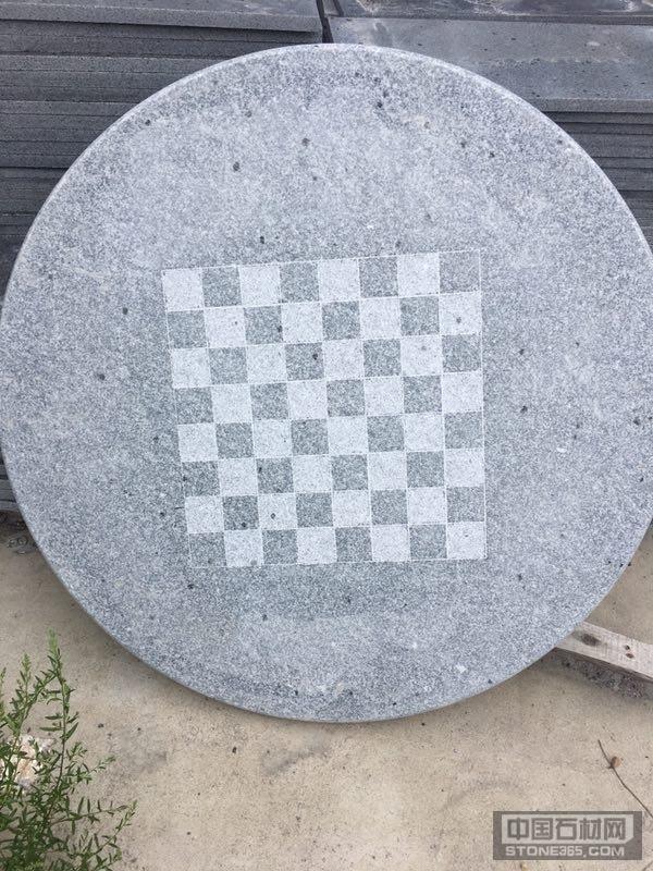 供应花岗岩棋牌石桌石凳