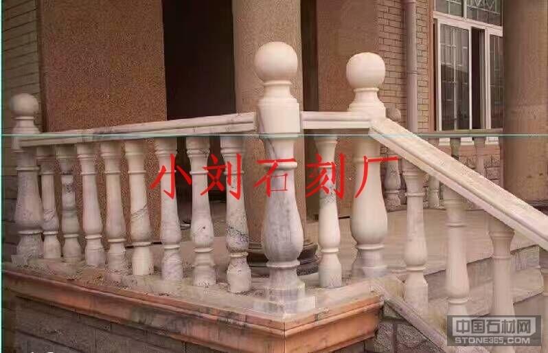 曲阳栏杆雕刻