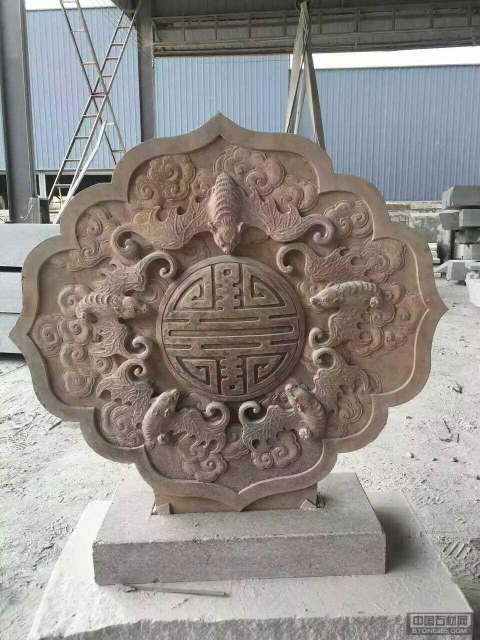 浮雕 曲阳雕塑