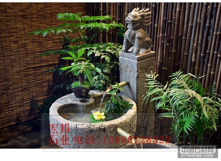 山东石雕园林艺术