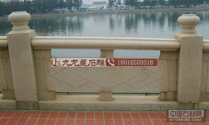 加工石栏杆 花岗岩栏杆来图定做
