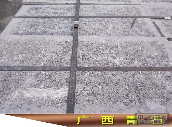 青石板规格板地铺料