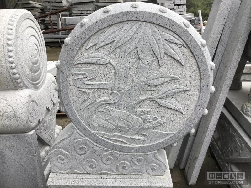 芝麻灰石材石雕 芝麻灰石材雕刻