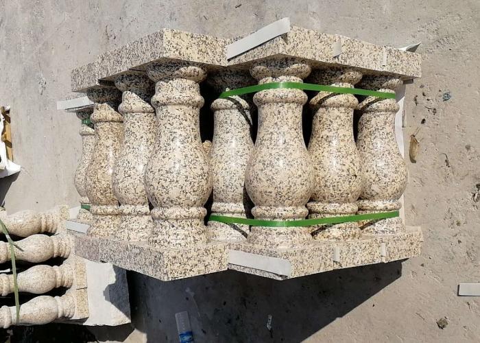 江西新卡麦异形花瓶栏杆圆柱别