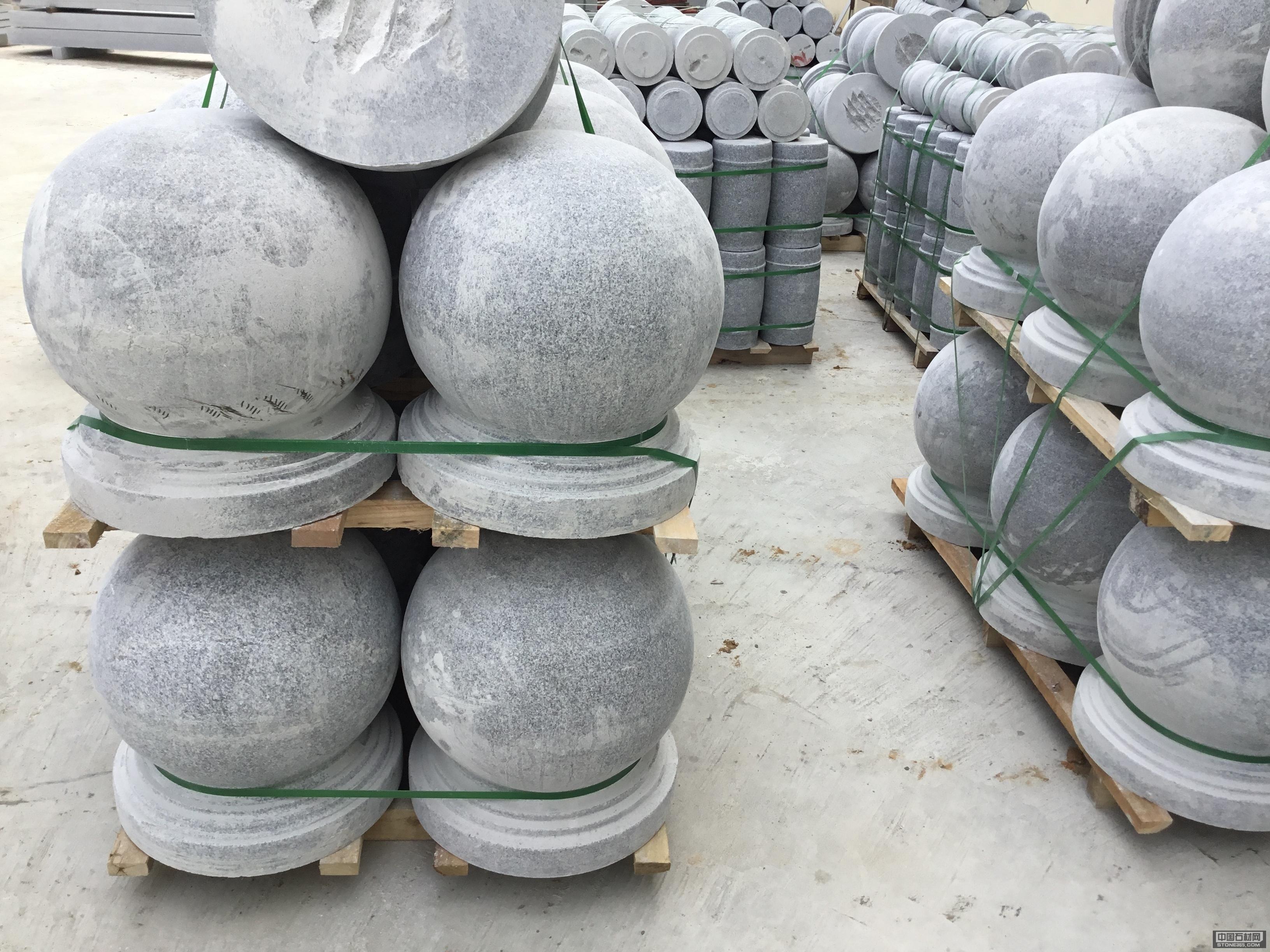 江西芝麻白603石材异型