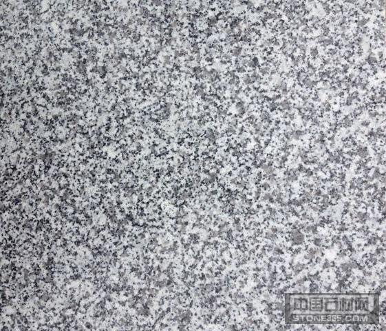 江西芝麻白石材光面