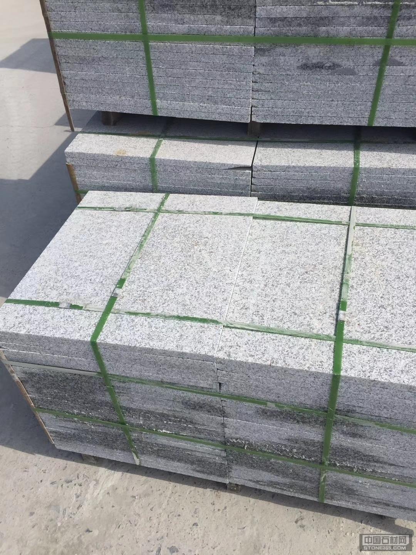 芝麻白石材603规格板