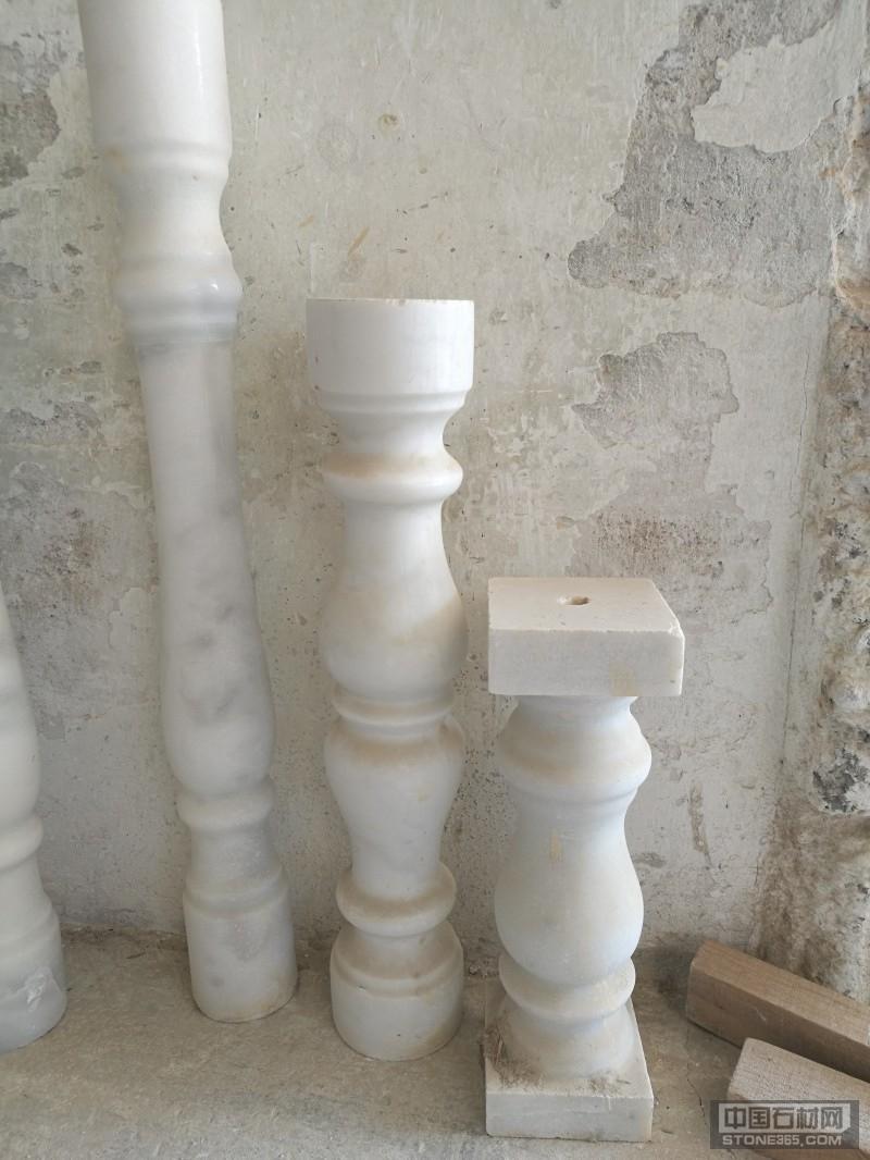 广西白花瓶柱扶手