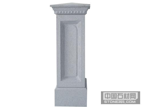 湖北芝麻灰墓碑