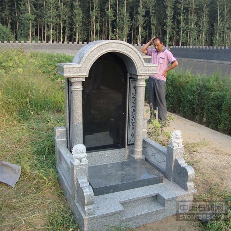 花崗巖家族墓碑,大理石農村墓碑