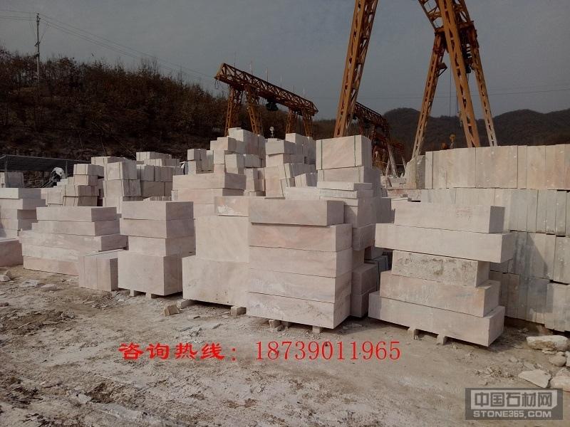 南召晚霞红石材厂家,产地批发
