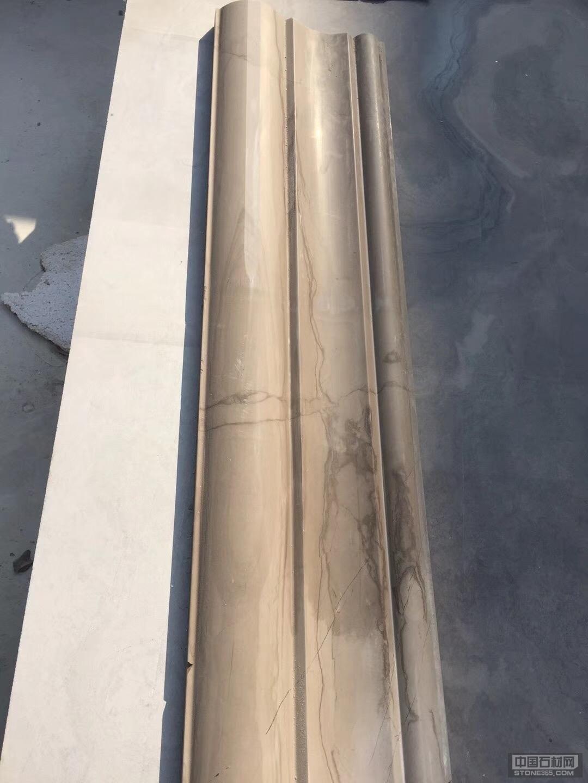 雅典木纹线条